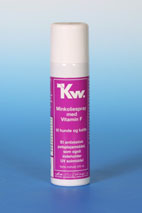KW minkolie spray 220ml