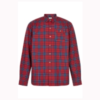 Urban Quest Saxon Shirt Red Check XL