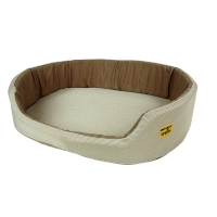 Insect Shield Pet Bed, Large 60x49x13, grey