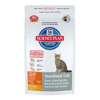 Hills Feline Young Adult Sterilised Cat-Chicken8kg