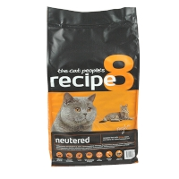 The Cats Peoples Recipe 8 - Cat Sterilised 7,5 kg