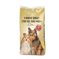 Hundefoder VF Farm Dog Fresh Salmon 15kg