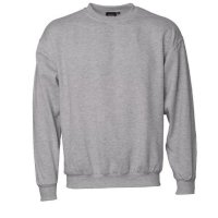 Sweatshirt, sort str. XL