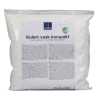 Vaskepulver colored compact 1,2kg.