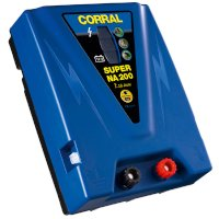 El-hegn Corral Super NA 200 DUO 12V/230V