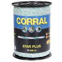 Corral Star plus polytråd   400 m.