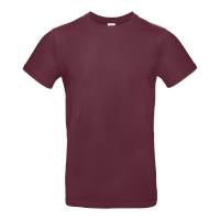 T-shirt bomuld bordeaux