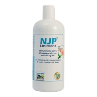 NJP Pebermynte Liniment 33% 500ml